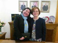 Kırım Tatar Sevdalısı İş Kadını Aksaray'ı Çok Sevdi