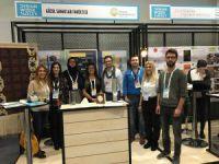 Güzel Sanatlar Fakültesi Ödülleriyle 'Design Week Turkey 2017'de