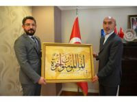 TÜMSİAD Konya Şubesinden AK Parti'ye Ziyaret