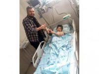 Kalp Krizi Geçiren Çinli Turist Aksaray'da Şifa Buldu