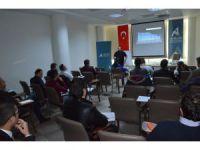 E-Ticaret eğitimi ATSO'da gerçekleştirildi