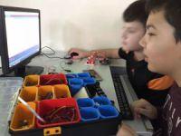 KARSEM'den Robotik Ve Kodlama eğitimi