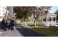 Selçuklu'da Nene Hatun Parkı yenileniyor
