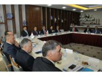 Selçuk'ta 2017-2018 Vizyon Belirleme Paydaş Toplantısı yapıldı