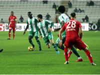Süper Lig: Atiker Konyaspor: 1 - Antalyaspor: 1 (Maçtan dakikalar)