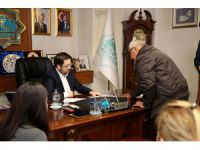 Başkan Yazgı, Halk Gününde Vatandaşlarla Bir Araya Geldi