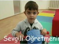 Latife Hanım Anaokulu Öğrencilerinden 24 Kasım'a Özel VİDEO!