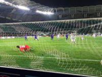 Konyaspor Tur Şansını Zora Soktu:1-1