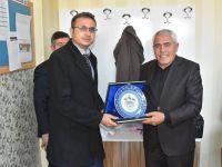 Başkan ALÇAY'dan Öğretmenler Günü Ziyareti