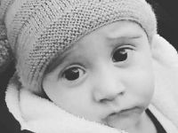 1 Yaşındaki Eskilli Minik Ömer Kağan Kalp Nakli Bekliyor