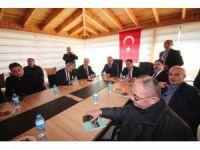 Beyşehir Gölü Milli Parkı UDGP Değerlendirme Toplantısı