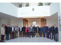 ATSO Tarihinde Görev Yapan Başkanlar Bir Araya Geldi