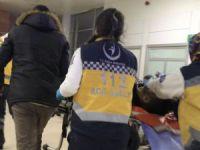 Pompalı tüfekle vurulan kişi hayatını kaybetti