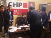 CHP Eskil'de Çapan Öztürk dönemi