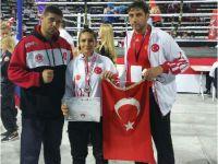 Buse Keyikçi şampiyonadan gümüş madalyayla döndü