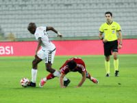 Atiker Konyaspor: 2 - Batman Petrolspor: 0 (Maçtan dakikalar)