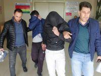Aksaray'da iş yerini soyan 2 şüpheli tutuklandı