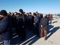Dudu Tarhan dualarla son yolculuğuna uğurlandı