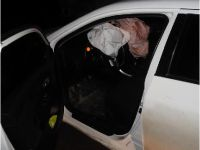 Eskilli vatandaş Aksaray'da  kaza yaptı