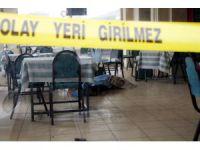 Konya'da kahvehanede silahlı kavga: 1 ölü, 1 yaralı