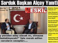 """""""Alçay yeniden aday olacak mı, olmazsa kimi destekleyecek?"""""""