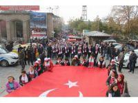 Konya'da Sarıkamış Şehitleri anıldı