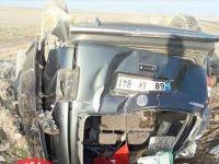 Aksaray'da kaza 3 yaralı