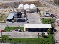 Konya'da 2017'de metan gazından 44 milyon kilovatsaat elektrik üretildi