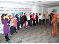 Hastane personeline işaret dili eğitimi