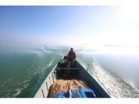 Beyşehir Gölü'nde sis balıkçılığı olumsuz etkiliyor