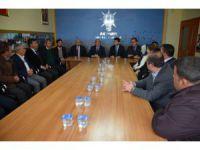 AK Parti Konya ilçe ziyaretlerine başladı