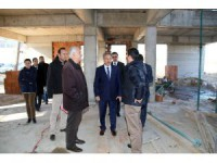 Akşehir SGK hizmet binasına kavuşuyor