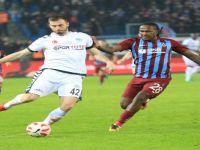 Trabzonspor:1 - Atiker Konyaspor:1 (Maçtan dakikalar)