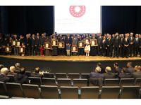 Konya'da şehit aileleri ve gazilere devlet ödünç madalyaları verildi