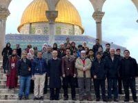 Konya'da başarılı öğrenciler Kudüs gezisi ile ödüllendirildi