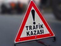 Aksaray-Konya Yolunda Trafik Kazası: 1 Ölü, 2 Yaralı