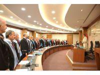 Selçuk Üniversitesinden Zeytin Dalı Harekatına destek