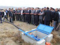 Aksaray'da 5 Milyon TL tutarında basınçlı sulama sistemi hayata geçirildi