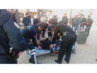 Ereğli'de bıçaklı kavga: 3 yaralı