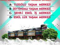 Ankete katıl Eskil'e yapılacak iş merkezinin adını sen belirle!