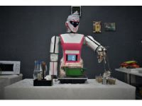 Milli Robot ADA GH5 günlük hayatta