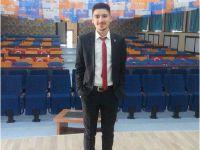 Sinan Güdendede Aksaray Üniversitesi AK Parti Başkanı Oldu