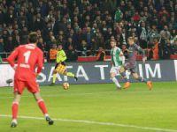 Atiker Konyaspor:1 - Beşiktaş:1 (Maçtan dakikakalar)