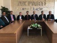 Furkan Memiş Mutlu AK Parti Aksaray İl Başkan Yardımcısı oldu