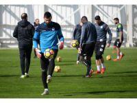 A. Konyaspor, T.M. Akhisarspor maçının hazırlıklarını tamamladı