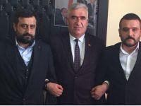 Mustafa Güdendede MHP Eskil İlçe Başkanı oldu