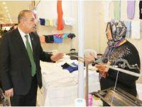 """Başkan Karamercan: """"Kadın esnaf sayısındaki artış sevindirici"""""""