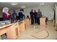 KOMEK'ten Robotik Kodlama eğitimi