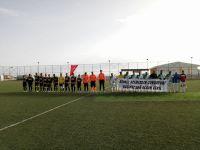 Köyler arası futbol turnuvasında bugün 4 maç oynandı…