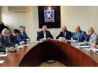 Konya'da Sürdürülebilir Su Yönetimi Çalıştayı için hazırlıklar tamamlandı